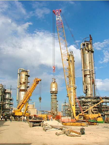montaggi e smontaggi industriali